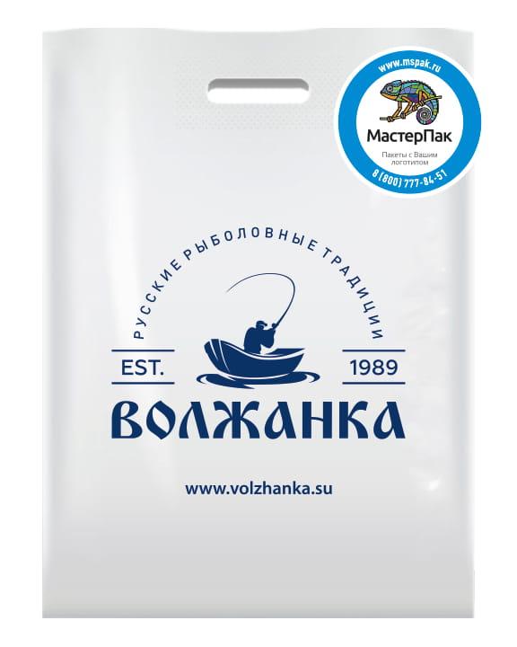 "ПВД пакет с логотипом магазина ""Волжанка"", Одинцово"