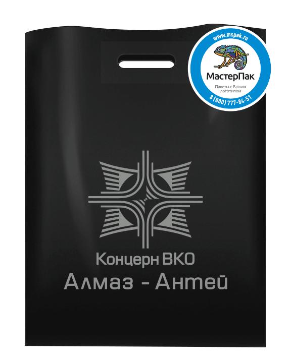 """ПВД пакет с вырубной ручной и логотипом """"Концерн ВКО"""""""